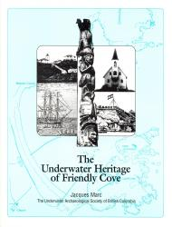 The Underwater Heritage of Friendly Cove (1997)
